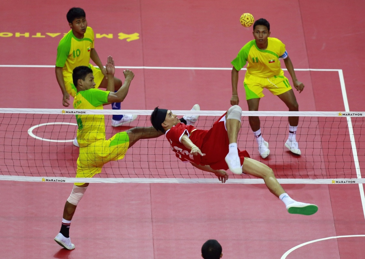 Discussion on this topic: How to Make a Sepak Takraw Ball , how-to-make-a-sepak-takraw-ball/