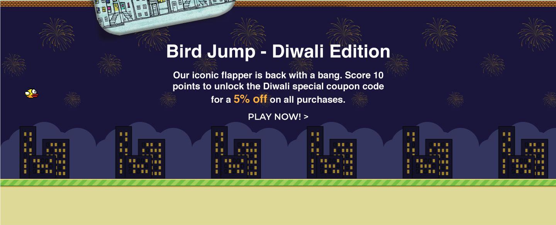 Flappy Bird Game