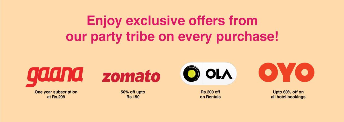 Partner Offers - Bewakoof.com