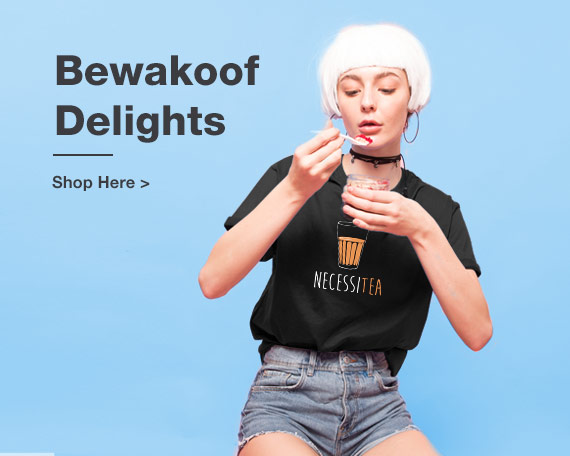 Get Bewakoof Offers & Cashback Online India at Bewakoof.com