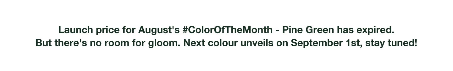 Color Of The Month Special Launch Offer - Bewakoof.com