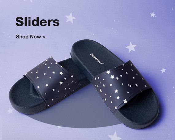 Sliders for Men & Women