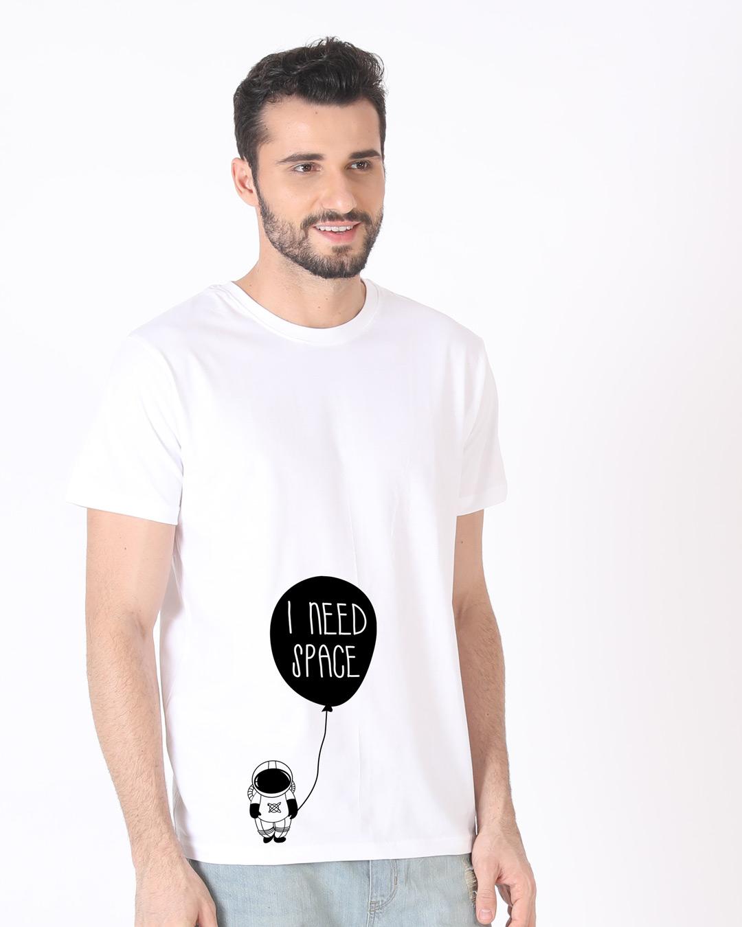 Astro Space Half Sleeve T-Shirt