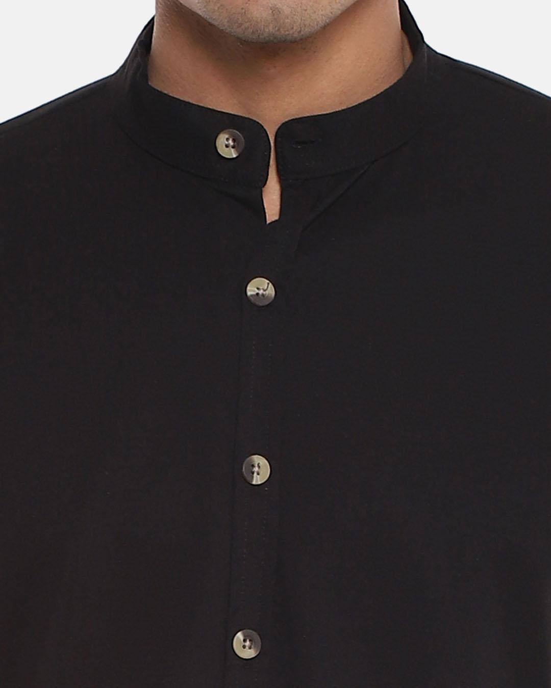 ShopMen Solid Stylish Half Sleeve Casual Shirts