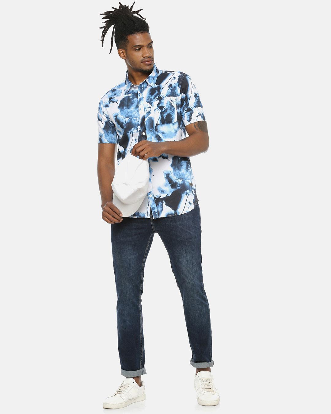 ShopMen Stylish Casual Shirt-Full