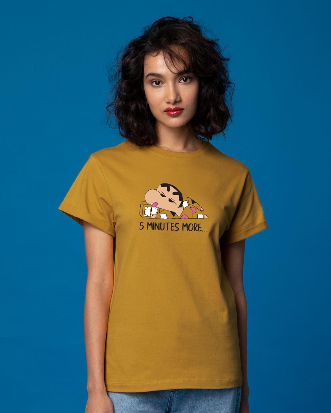 4747c0e91 Five Minutes More Boyfriend T-Shirt