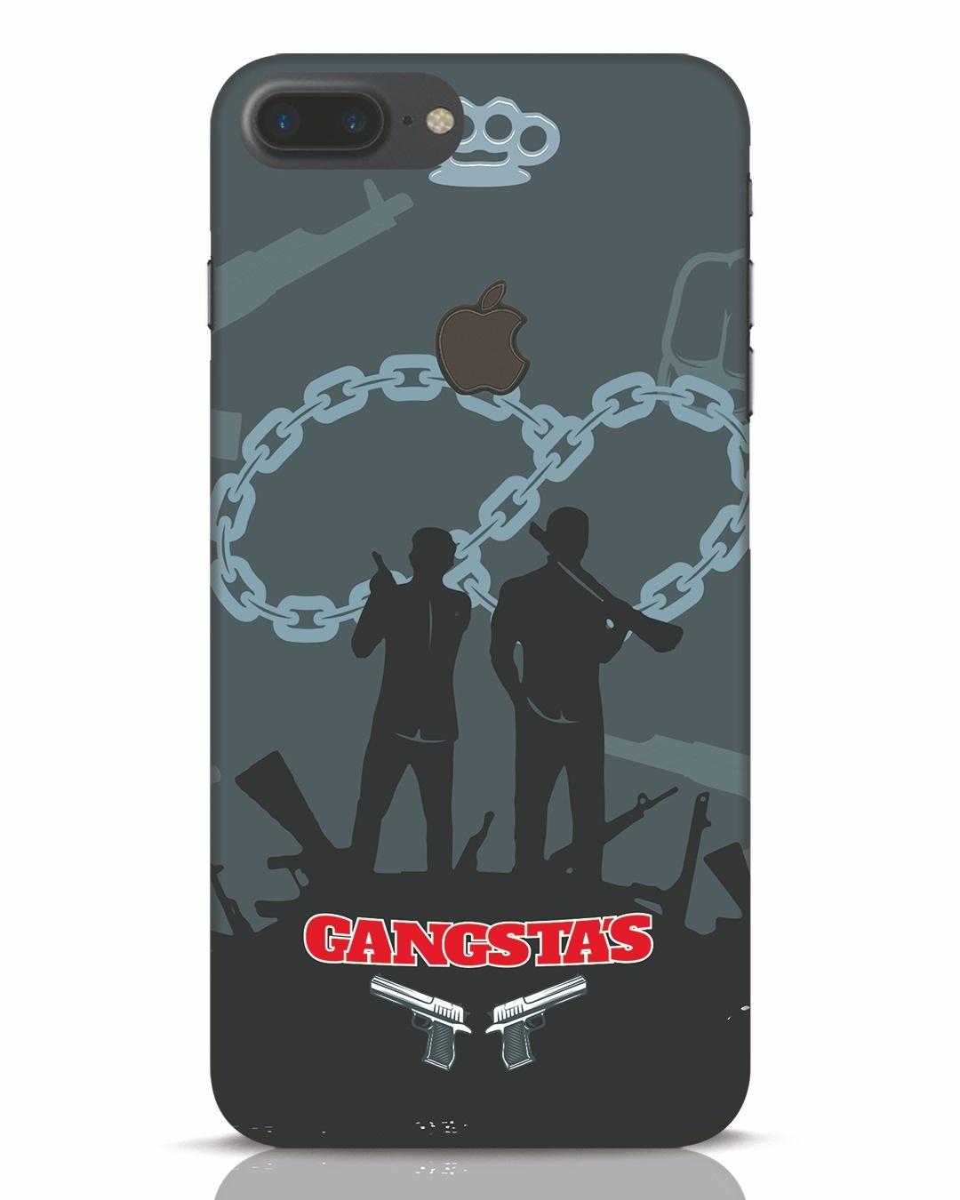 Buy Mirzapur Gangsta iPhone 7 Plus Logo Cut Mobile Case ...