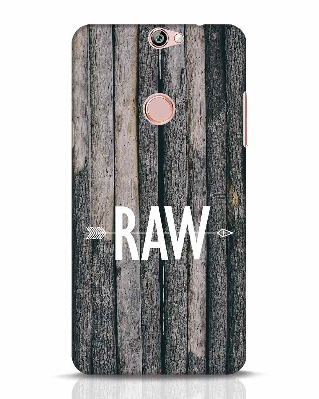 Raw Coolpad Max A8 Mobile Cover