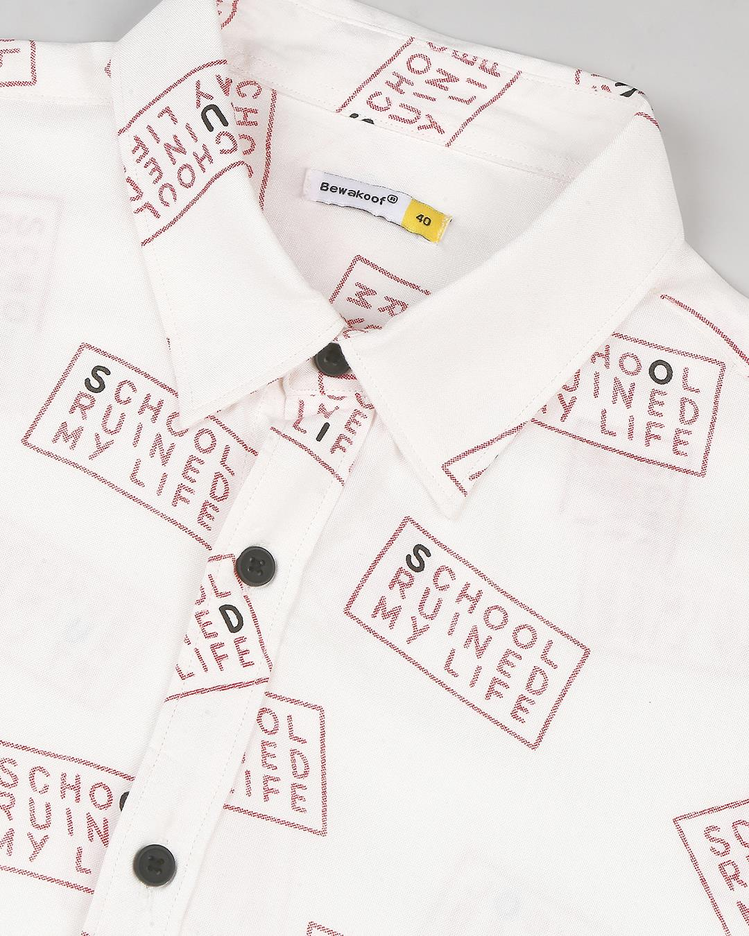 ShopSchool Ruined My Life Shirt