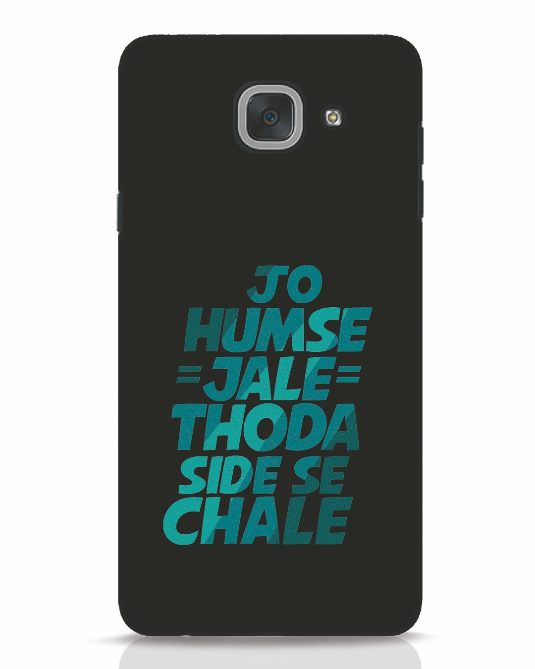 Buy Thoda Side Se Chale Samsung Galaxy J7 Max Mobile Case Online at ₹299.0  - Bewakoof.com 2d0a9693a7