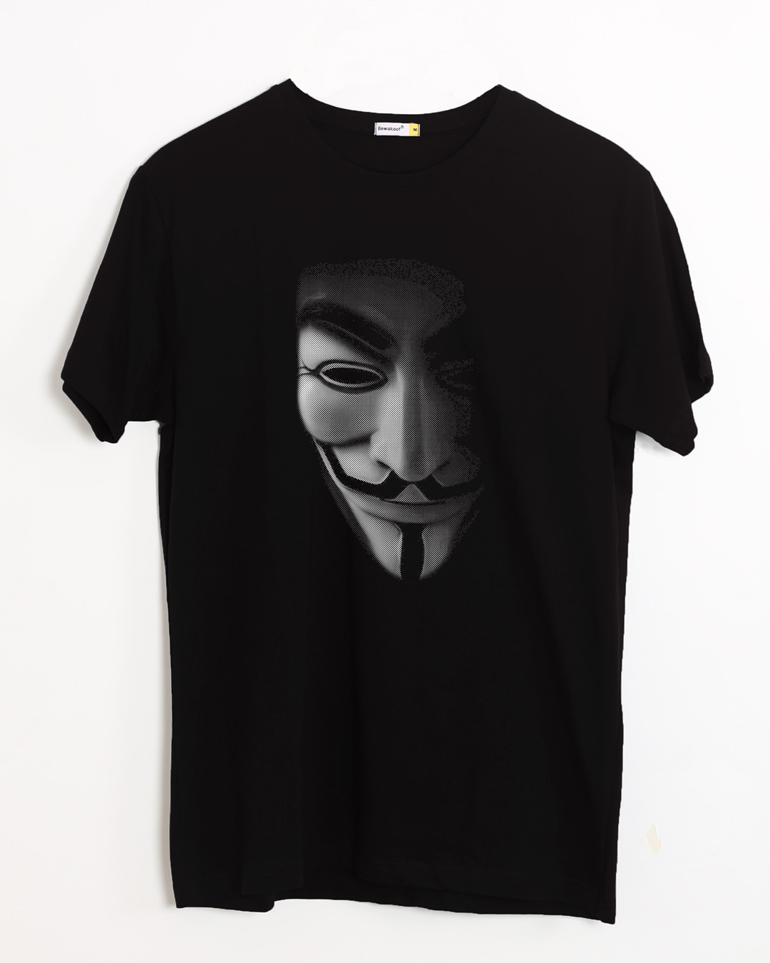 Buy Vendetta Shadows Printed Half Sleeve T-Shirt For Men Online India    Bewakoof.com 7172b7300b3