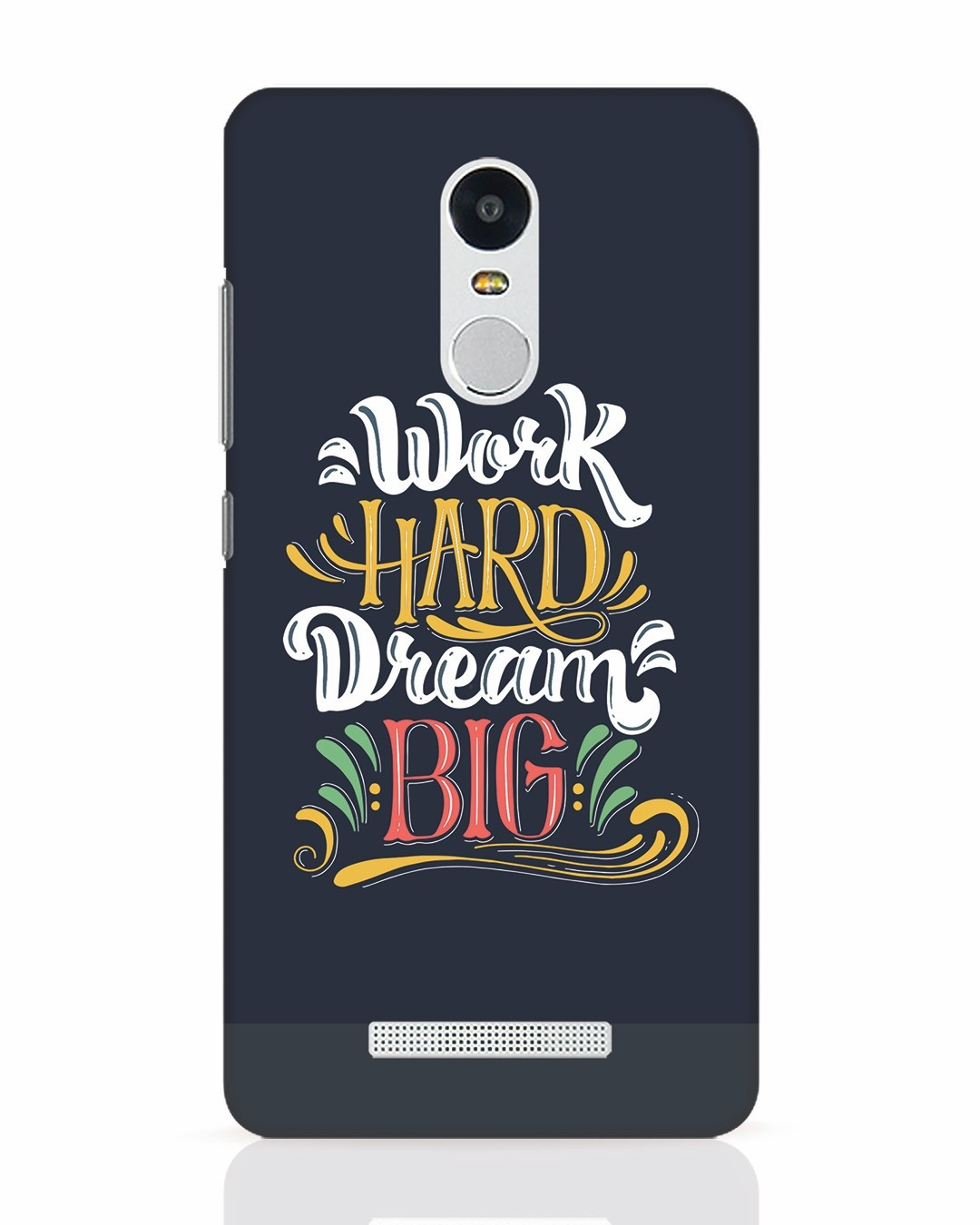 Buy Work Hard Redmi Note 3 Mobile Case Online At 1990 List Accessories For Kate Version