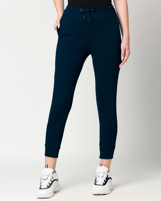Shop Women's Cut and Sew Joggers-Front