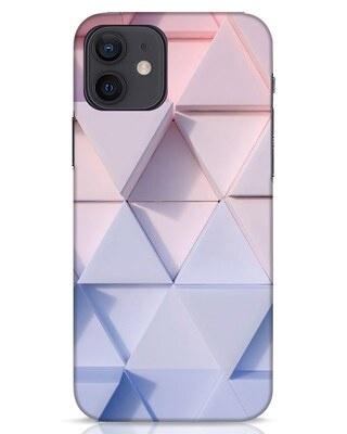 Shop 3d Prisma iPhone 12 Mobile Cover-Front