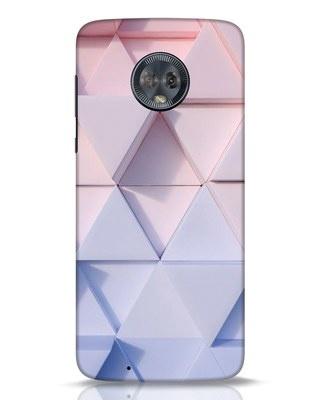 Shop 3d Prisma Moto G6 Mobile Cover-Front
