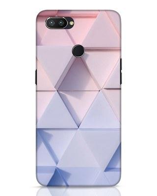 Shop 3d Prisma Realme 2 Pro Mobile Cover-Front