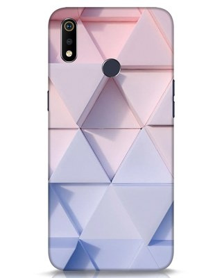 Shop 3d Prisma Realme 3i Mobile Cover-Front