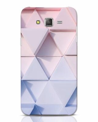 Shop 3d Prisma Samsung Galaxy J7 Mobile Cover-Front