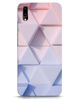 Shop 3d Prisma Vivo V11 Pro Mobile Cover-Front