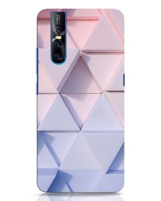 Shop 3d Prisma Vivo V15 Pro Mobile Cover-Front