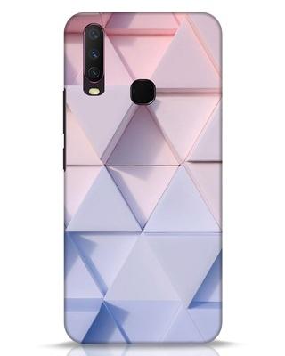 Shop 3d Prisma Vivo Y17 Mobile Cover-Front