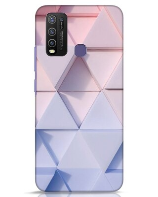 Shop 3d Prisma Vivo Y50 Mobile Cover-Front