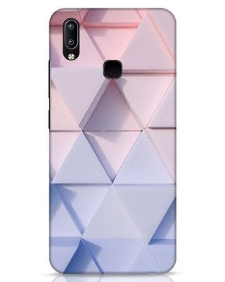 Shop 3d Prisma Vivo Y91 Mobile Cover-Front
