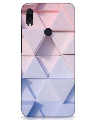 Shop 3d Prisma Xiaomi Redmi Note 7s Mobile Cover-Front