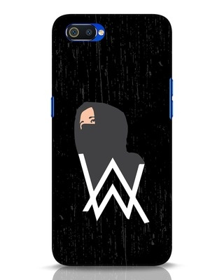 Shop A W Pose Realme C2 Mobile Cover-Front