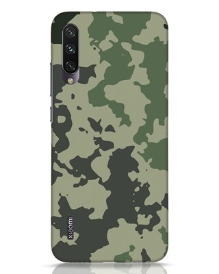 Shop Abstract Camo Xiaomi Mi A3 Mobile Cover-Front