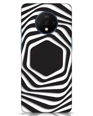 Shop Abstract Line OnePlus 7T Mobile Cover-Front
