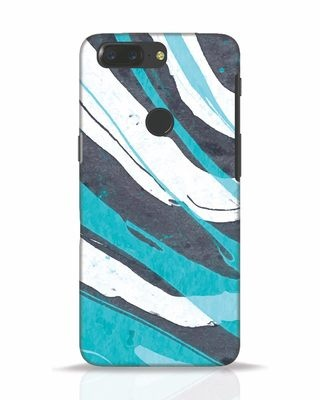 Shop Abstract Watercolor OnePlus 5T Mobile Cover-Front