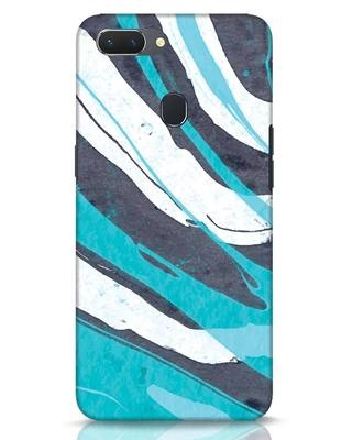 Shop Abstract Watercolor Realme 2 Mobile Cover-Front
