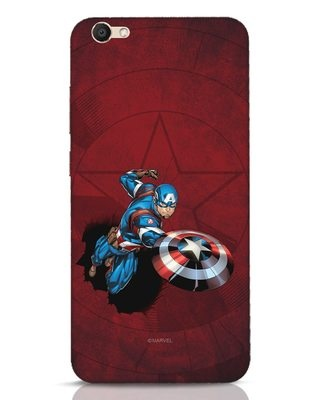 Shop Action Captain Vivo V5 Mobile Cover (AVL)-Front