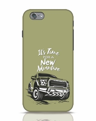 Shop Adventure Car iPhone 6s Mobile Cover-Front