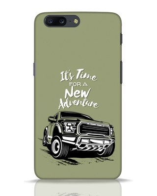 Shop Adventure Car OnePlus 5 Mobile Cover-Front