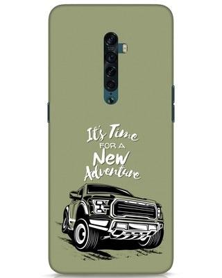 Shop Adventure Car Oppo Reno 2 Mobile Cover-Front
