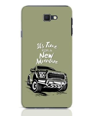 Shop Adventure Car Samsung Galaxy J7 Prime Mobile Cover-Front