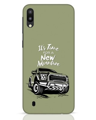 Shop Adventure Car Samsung Galaxy M10 Mobile Cover-Front