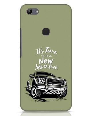 Shop Adventure Car Vivo Y81 Mobile Cover-Front