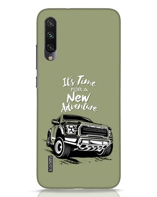 Shop Adventure Car Xiaomi Mi A3 Mobile Cover-Front