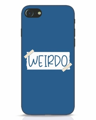Shop Ajeeb iPhone 7 Mobile Cover-Front