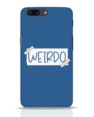 Shop Ajeeb OnePlus 5 Mobile Cover-Front