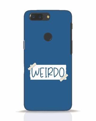 Shop Ajeeb OnePlus 5T Mobile Cover-Front