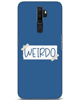 Shop Ajeeb Oppo A5 2020 Mobile Cover-Front