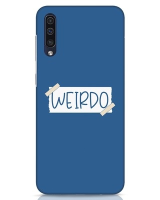 Shop Ajeeb Samsung Galaxy A50 Mobile Cover-Front