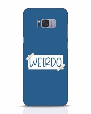 Shop Ajeeb Samsung Galaxy S8 Plus Mobile Cover-Front