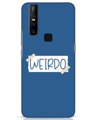 Shop Ajeeb Vivo V15 Mobile Cover-Front