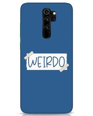 Shop Ajeeb Xiaomi Redmi Note 8 Pro Mobile Cover-Front