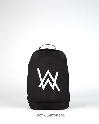 Shop Alan Walker Essential mini Backpack-Front